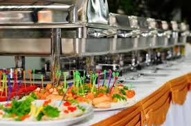 Buffet Food At A Wedding – 2
