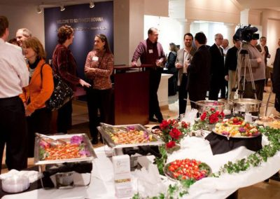 Food Served At Business Luncheon – 3