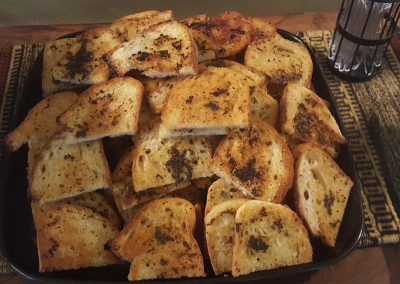 Tasty Garlic Breads
