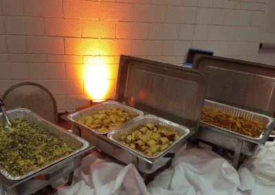Tasty Food Served At Business Luncheon – 7