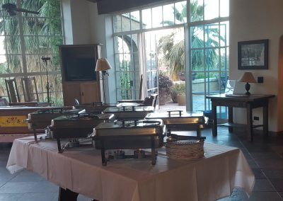 Our Catering Services At A Private Event – 5